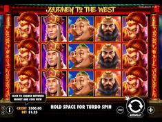 Journey To The West слот
