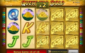 слот quest for gold