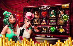 слоты онлайн Naughty Girls Cabaret